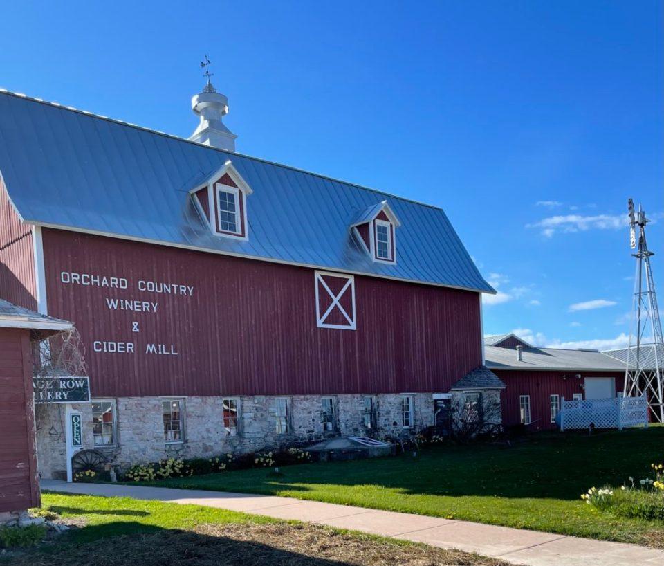 Three days in Door County Wisconsin