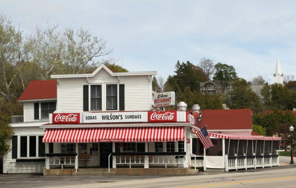 where to eat in door county wisconsin