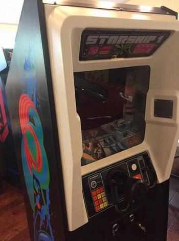 Primul ușor: Jocul Starship1