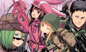 Sword Art Online Alternative : Gun Gale Online