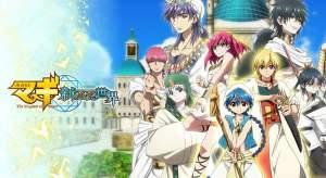 Magi: The Kingdom