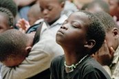 african-children-praying