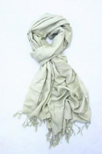 Beige Value Pashmina Shawl - 100 Pieces | Pashmina Wholesale