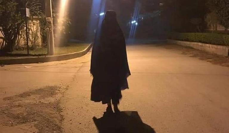 ghost in hayatabad peshawar