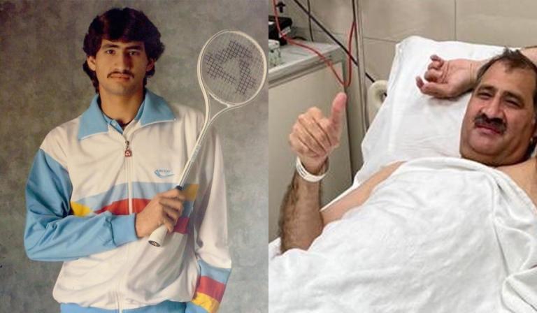 jansher khan surgeries