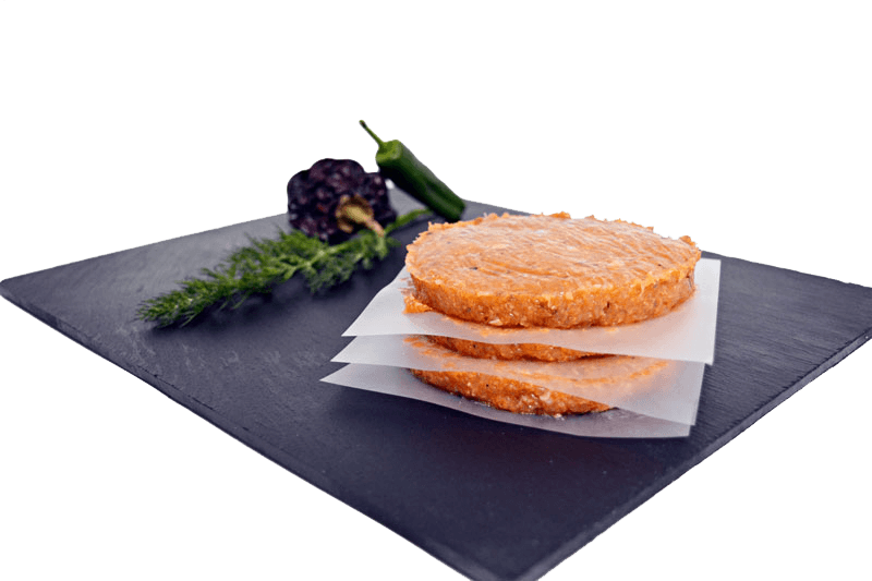 Hamburguesa Curry - Pasión Fitness