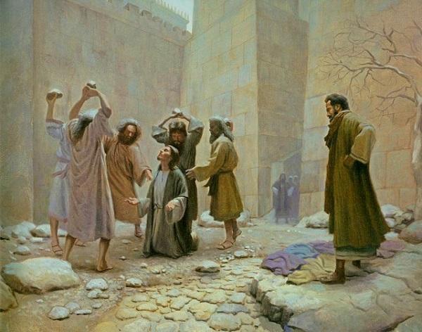 Pablo Matrimonio Biblia : La semilla de esteban pasión por palabra