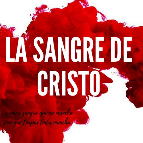 La sangre de Cristo limpia todo pecado biblia