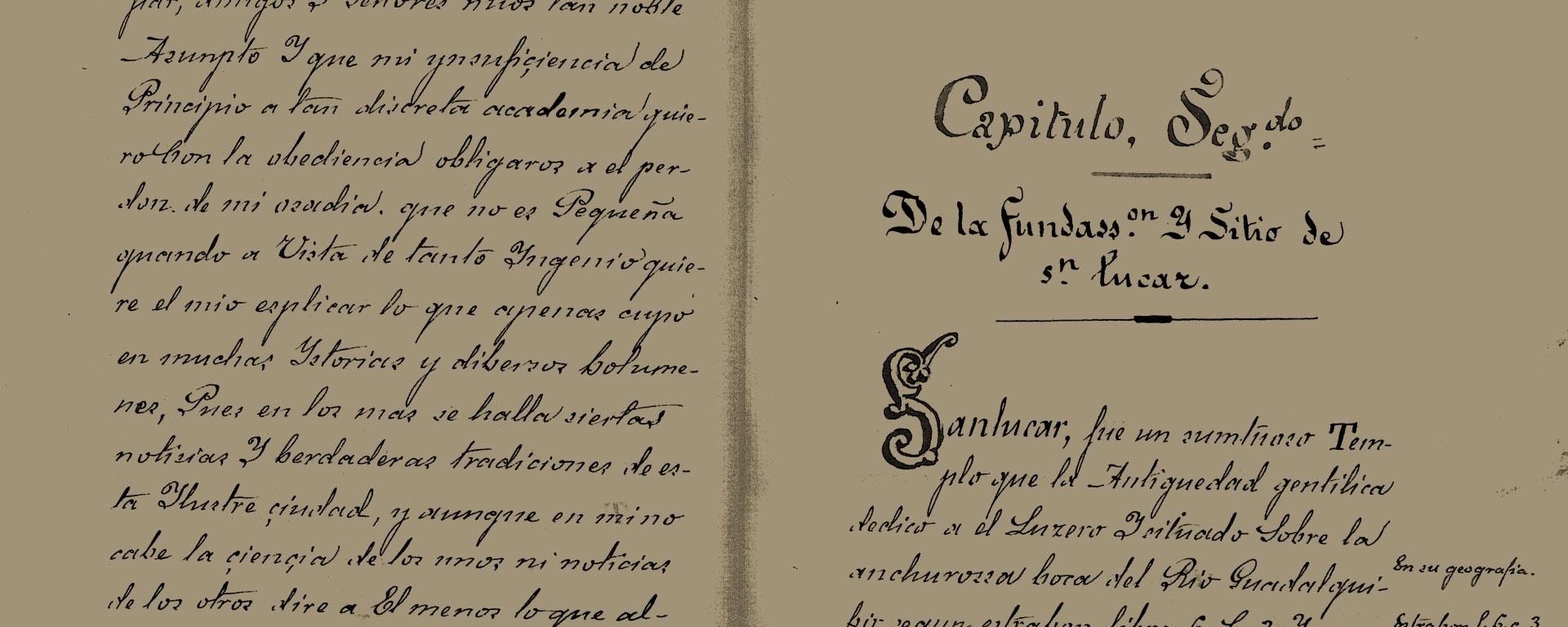 Manuscrito de Eraso y Arteaga.