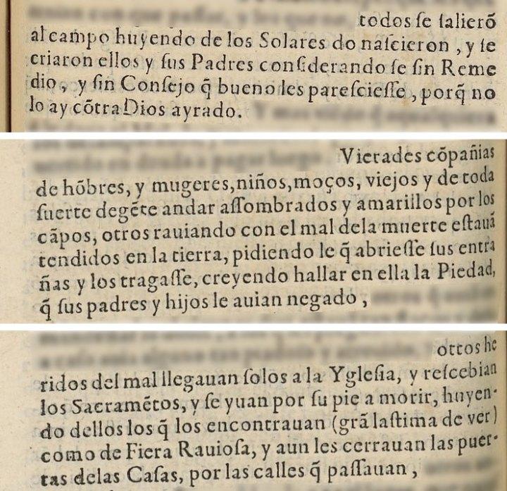 Extracto de la obra De la Filosofia de las Armas y de su Destreza y la Aggression y Defensa Cristiana (Sánchez de Carranza, 1569).