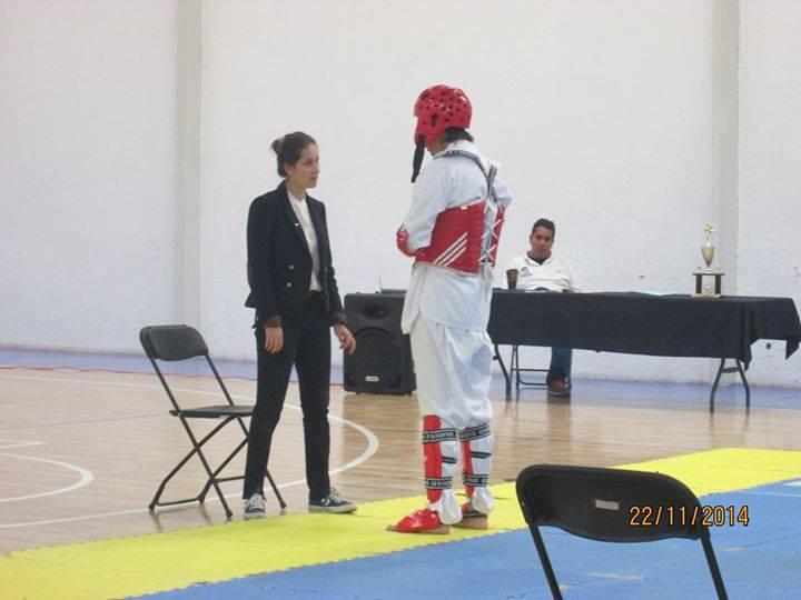angelica gomez taekwondo