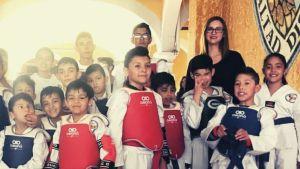 alejandra karenina taekwondo