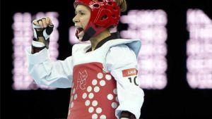 jannet alegría taekwondo