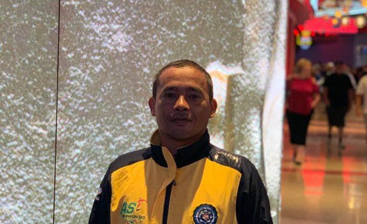 marcelo troya taekwondo ecuador