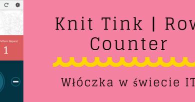 Włóczka w świecie IT - Knit Tink