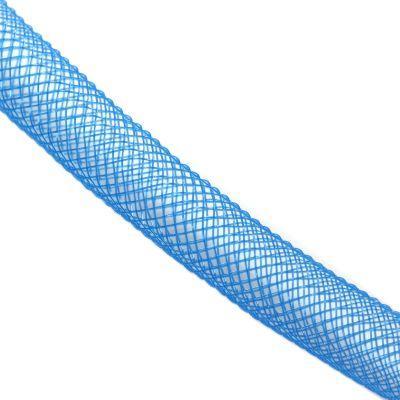 Siatka jubilerska niebieska 6mm 10cm
