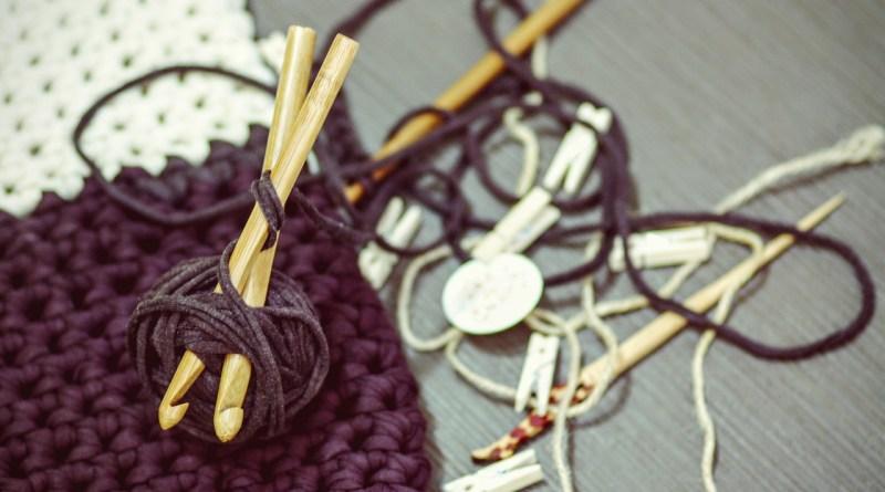 Zaczęta szydełkowa robótka, gdzie szukać wzorów szydełkowych/na druty?