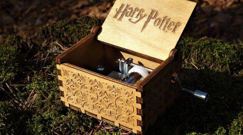 Harry Potter - skrzynka