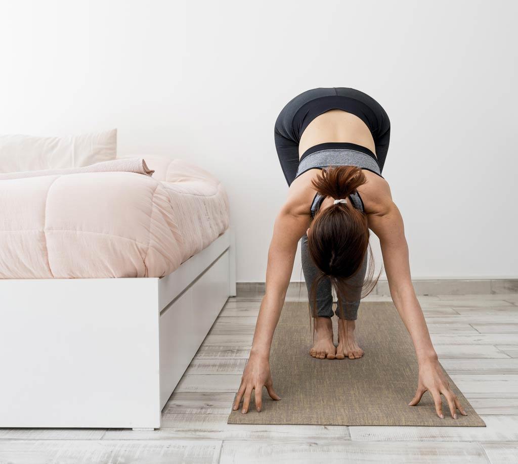 brzuch bez oponki ćwiczenia