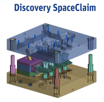 Discovery SpaceClaim CAD