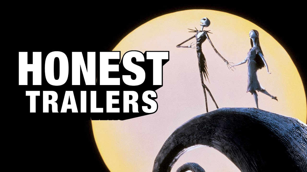 Honest Trailers – The Nightmare Before Christmas | PASMOV COM