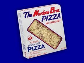 Nardone pizza in the box