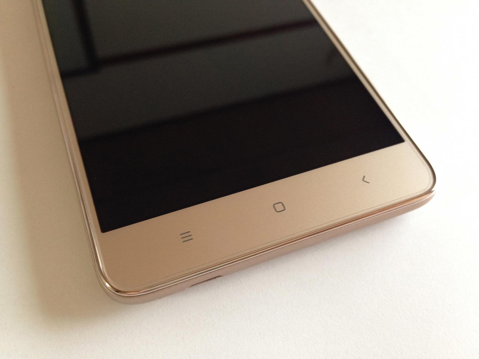 Xiaomi Redmi Note 3 Pro 本体 タッチボタン