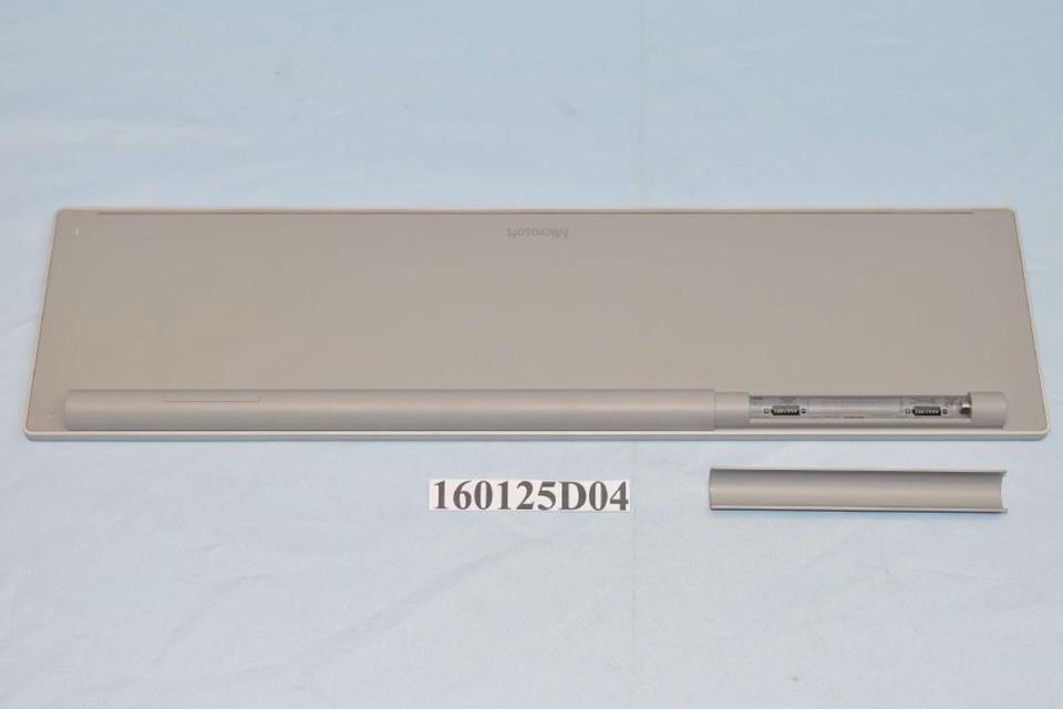 Surface AIO デスクトップPC 特許文書 ワイヤレスキーボード画像-03