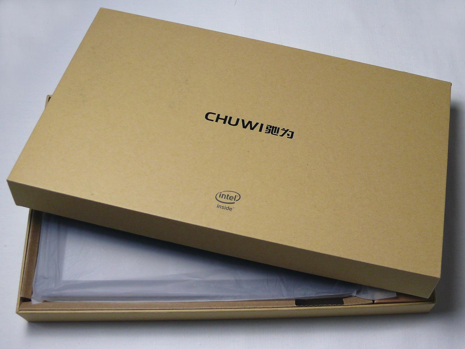 CHUWI Hi10 Plus 開封