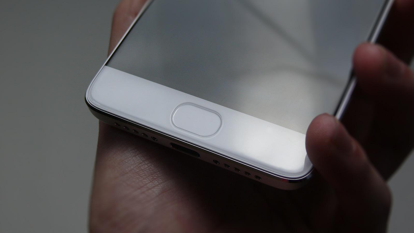 Xiaomi Mi5s 指紋認証センサー