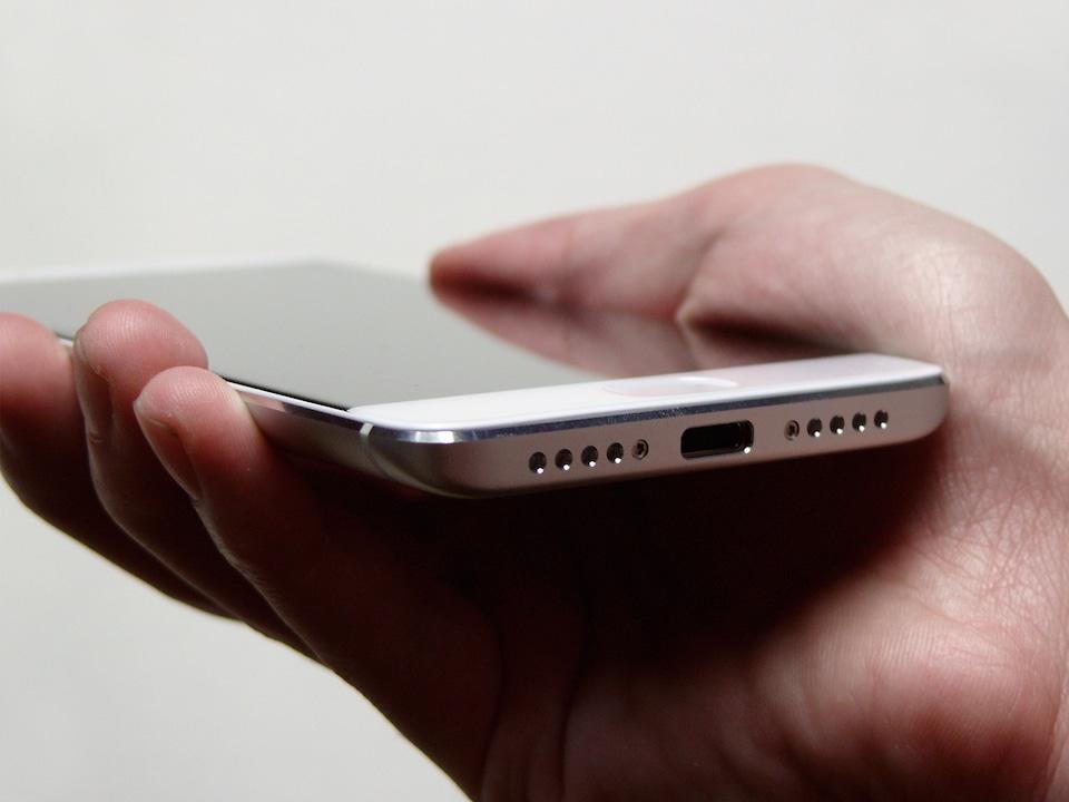 Xiaomi Mi5s 持ち心地