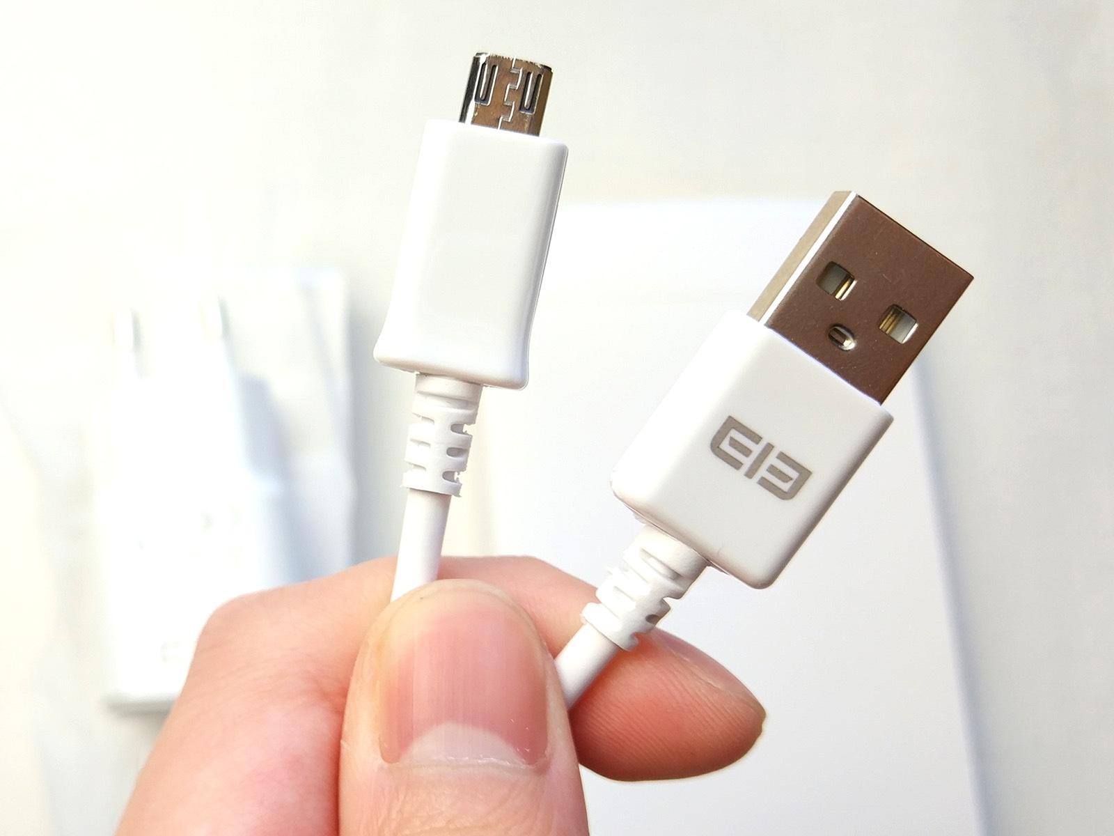 Elephone S7 Micro USB ケーブル