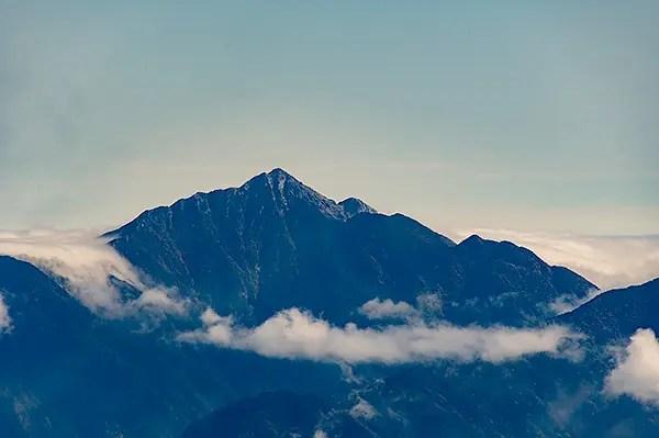 甲斐駒ヶ岳の画像