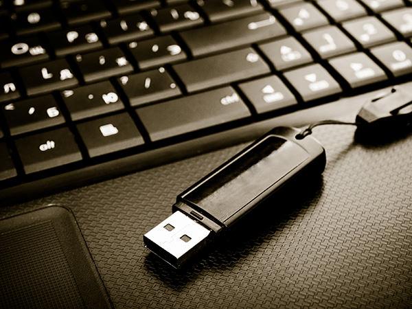 USBメモリが正常に切断できない?! 原因はコレ!