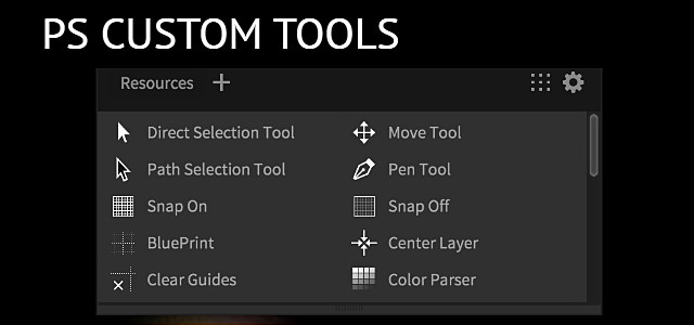 PS CUSTOM TOOLS