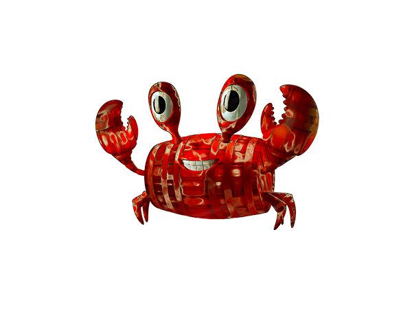 Barrel Crab Sketch / スケッチ - たるカニ様