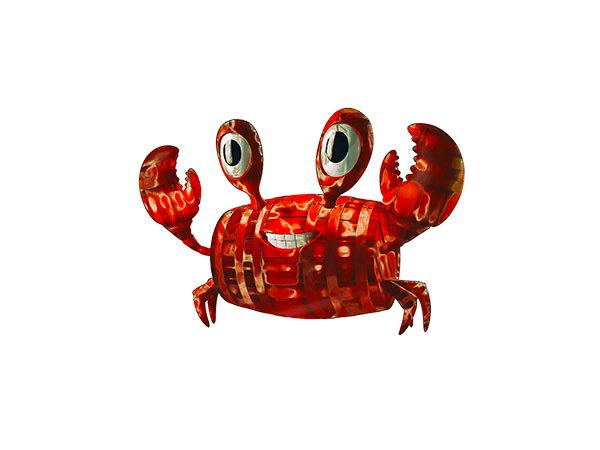 Barrel Crab Sketch Effect1 / スケッチ - たるカニ様