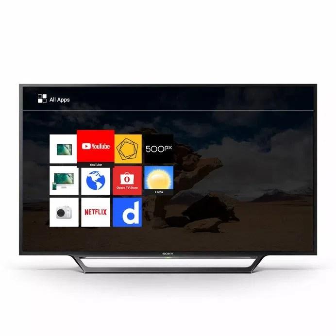 W650D | LED | HD Ready/Full HD | Smart TV | Sony Store Brasil - Sony Store Panama