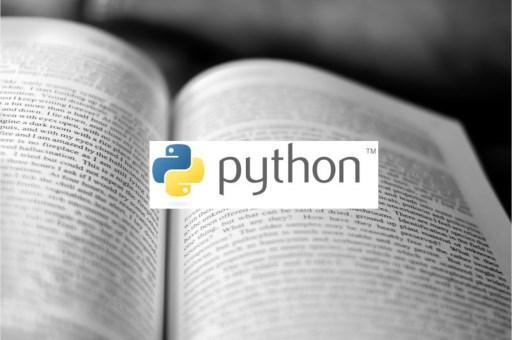 pythonでプログラミングを始める