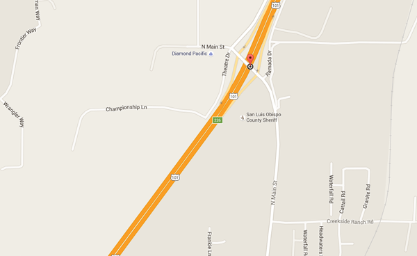 Update: Paso Robles woman dies in early morning crash