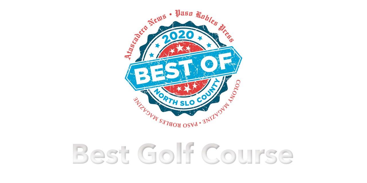Best of 2020 Winner: Best Golf Course