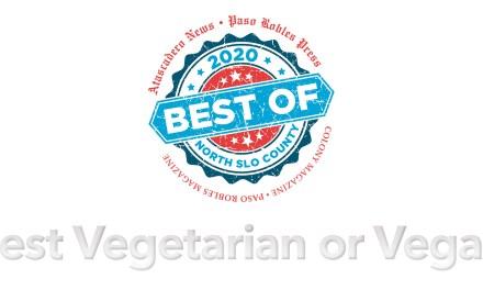Best of 2020 Winner: Best Vegetarian or Vegan