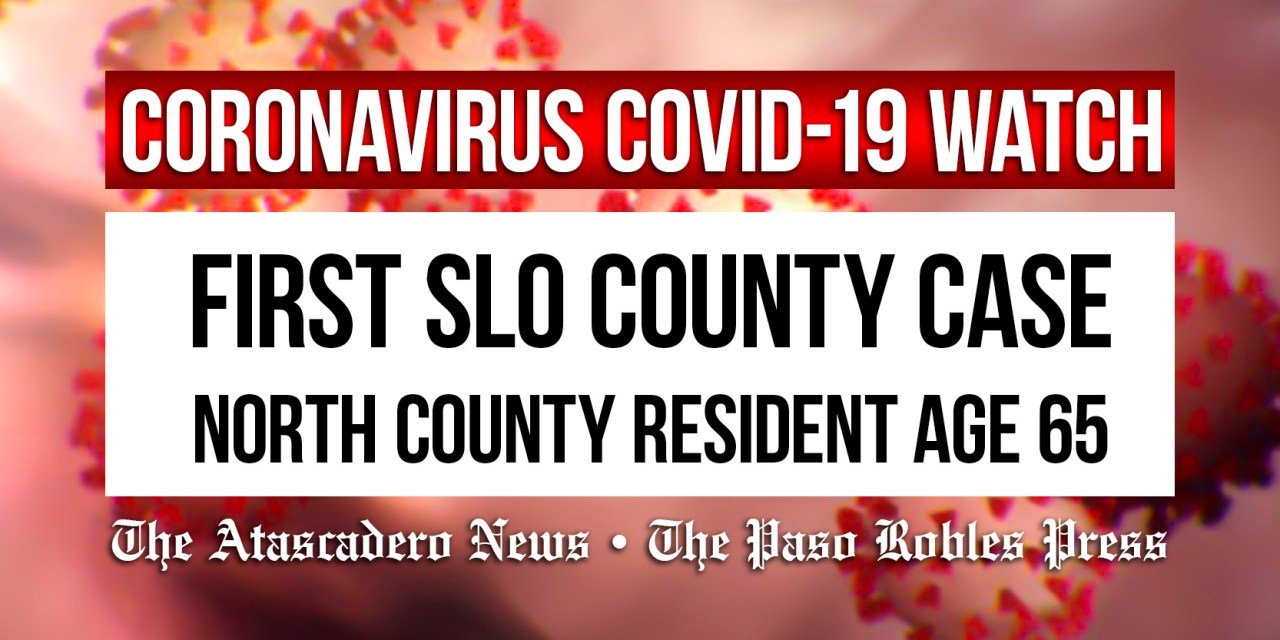 North County Sees First Case of COVID-19