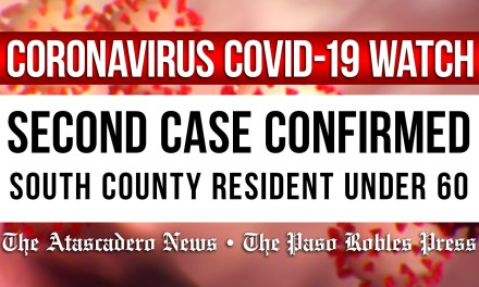 Second Case of COVID-19 Coronavirus in SLO County Confirmed
