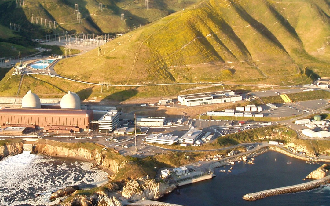 Diablo Canyon Engagement Panel to be Online Only