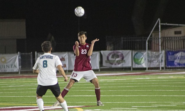 Bearcats Earn First League Win in Penalties