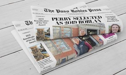 The Latest Paso Robles Press