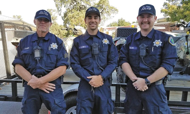 New Paso PD Unit Takes to the Streets