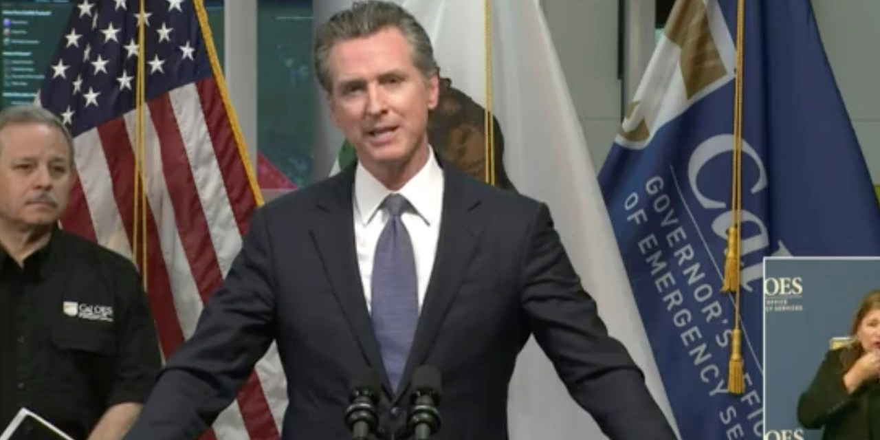 California Under Stay-at-Home Order Until Further Notice
