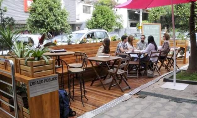 Downtown Park Dining & Parklets? Take the Survey